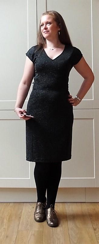 My Handmade Wardrobe Cosy dress